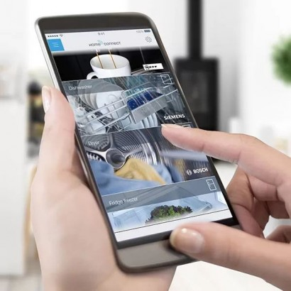 Aplikace Home Connect - jak připojit spotřebič za pomocí QR kódu