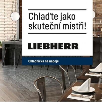 LIEBHERR - chladničky na nápoje