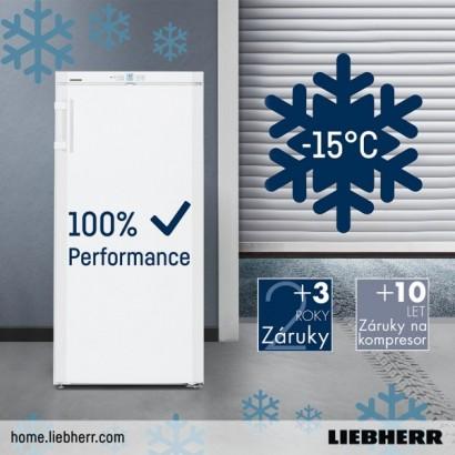 LIEBHERR - nový katalog vestavných spotřebičů