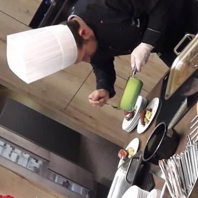 Ukázkové vaření SIEMENS