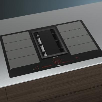 Varná deska s integrovaným odsáváním